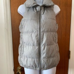Old Navy Gray Vest